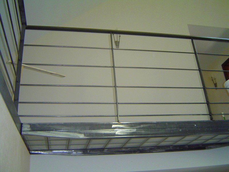 rampe en acier vernis metal concept escalier ferronnerie d 39 art alsace ferronnier strasbourg. Black Bedroom Furniture Sets. Home Design Ideas