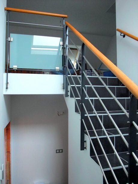 rampe inox et garde corps metal concept escalier. Black Bedroom Furniture Sets. Home Design Ideas