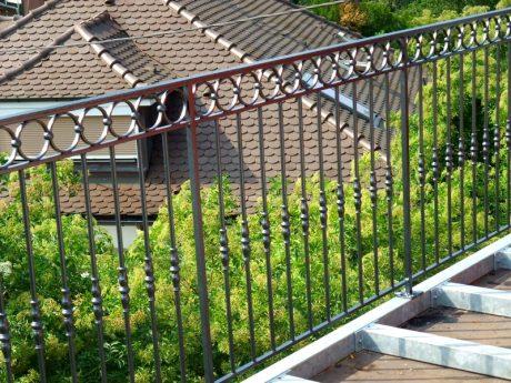 rampe de terrasse en fer forg metal concept escalier ferronnerie d 39 art alsace ferronnier. Black Bedroom Furniture Sets. Home Design Ideas