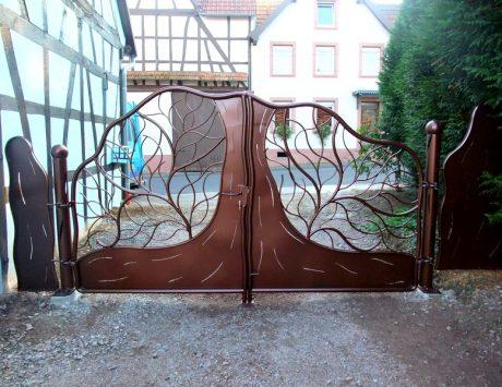 portail végétal