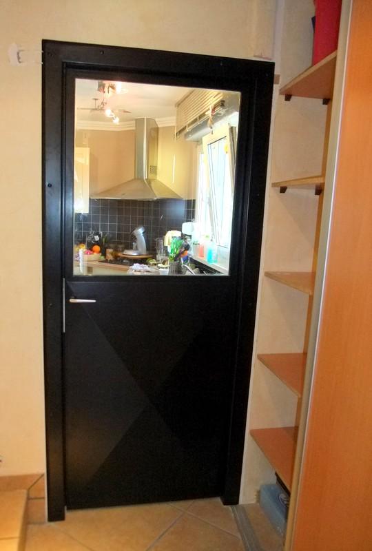 S paration de cuisine fa on atelier metal concept for Separation vitree facon atelier