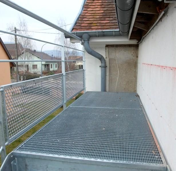 Escalier ext rieur m tallique metal concept escalier for Escalier exterieur 2 etages