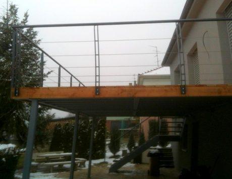 terrasse suspendue 3