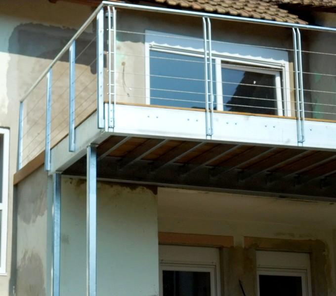 terrasse sur pilotis metal concept escalier ferronnerie d 39 art alsace ferronnier strasbourg. Black Bedroom Furniture Sets. Home Design Ideas