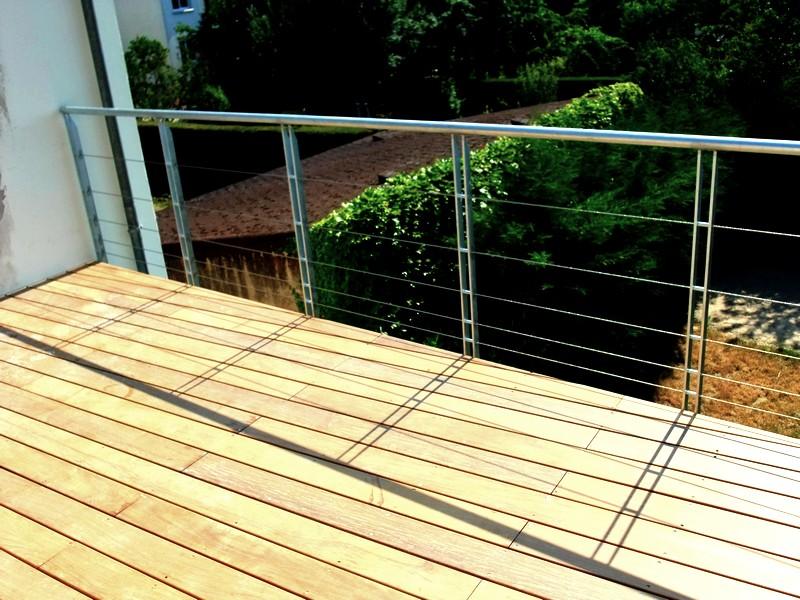 Terrasse Sur Pilotis  Metal Concept  Escalier Ferronnerie DArt