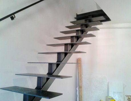 escalier tout m tal metal concept escalier ferronnerie d 39 art alsace ferronnier strasbourg. Black Bedroom Furniture Sets. Home Design Ideas