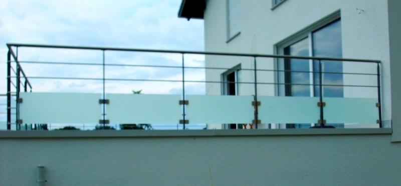 Garde corps terrasse extérieur | Metal Concept – escalier ...