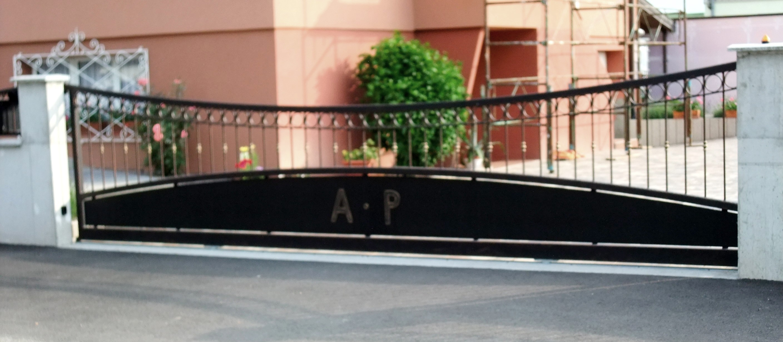 cl ture et portail en fer forg metal concept escalier ferronnerie d 39 art alsace ferronnier. Black Bedroom Furniture Sets. Home Design Ideas