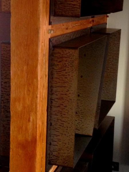 S paration fa on atelier metal concept escalier for Separation vitree facon atelier